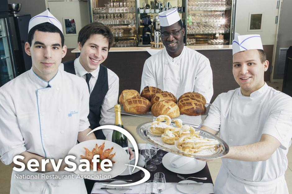 Servsafe California Food Handler Training California Restaurant