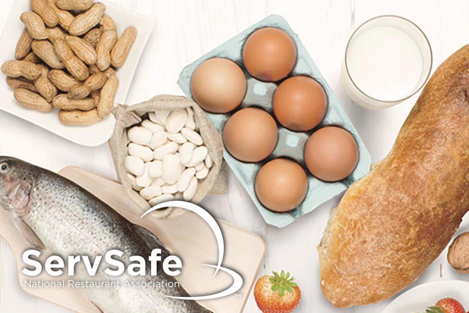 ServSafe Allergens Online Course California Restaurant