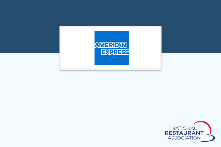Webinar: Shop Small®️ Offer by American Express – help support local independent restaurants
