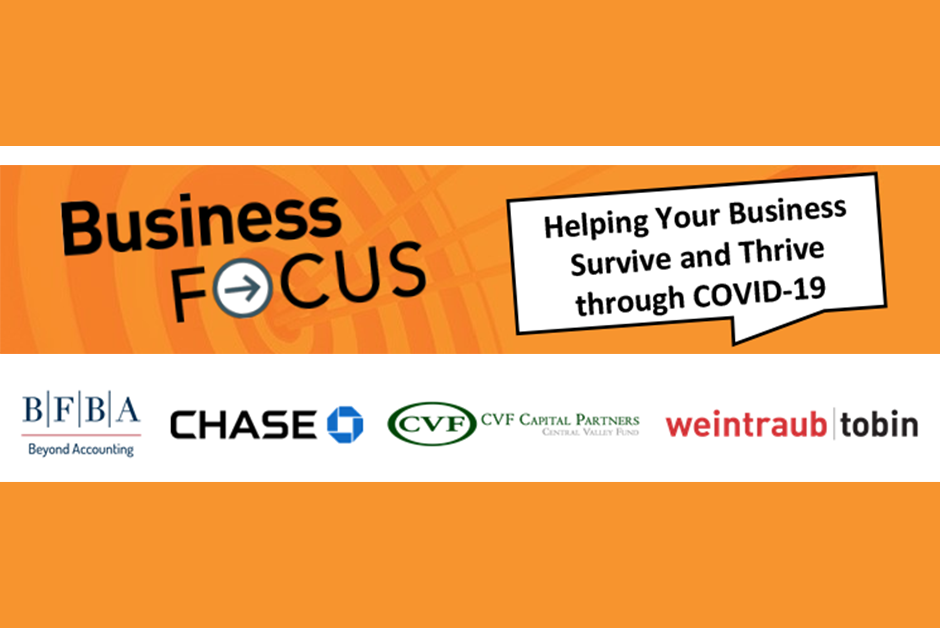 Business Focus Seminar 2020 – Helping Your Business Survive & Thrive through COVID-19