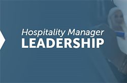Hospitality Manager Leadership