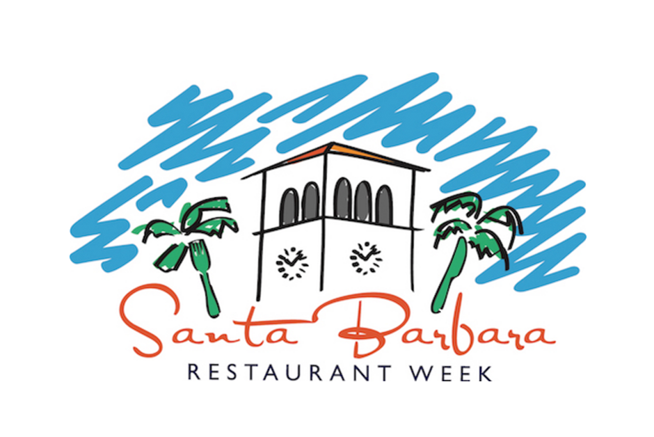 Santa Barbara Restaurant Week Logo