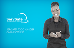 ServSafe Food Handler Training Program