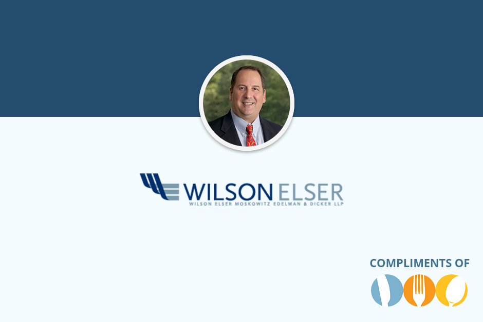 Wilson Elser, Phillip Quaranta, Partner