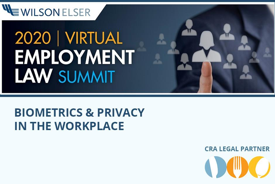 Webinar: Biometrics & Privacy In The Workplace