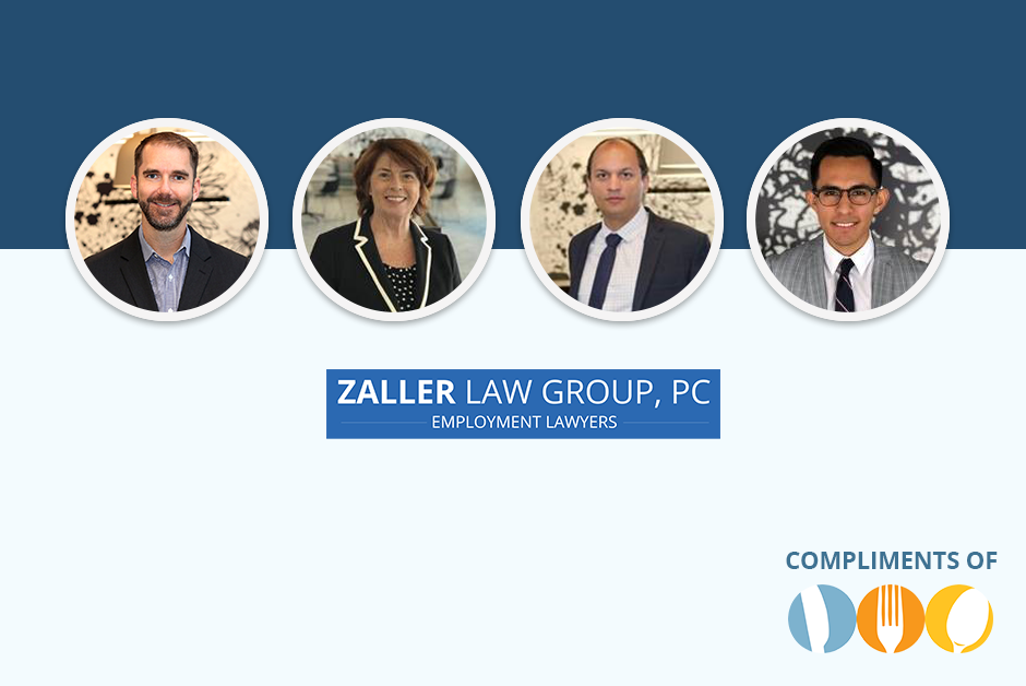 Zaller Law Group, Employment Q&A