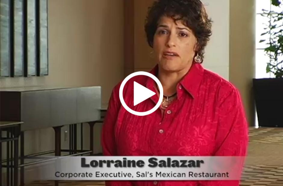 Lorraine Salazar