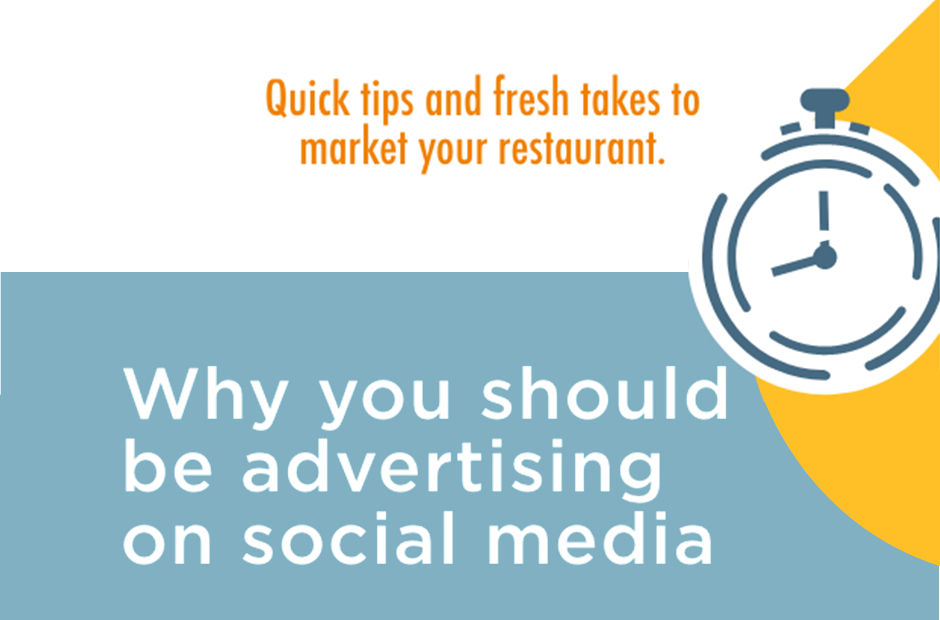 Why you should be advertising on social media