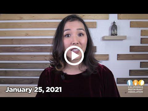 News You Need to Know, January 25, 2021