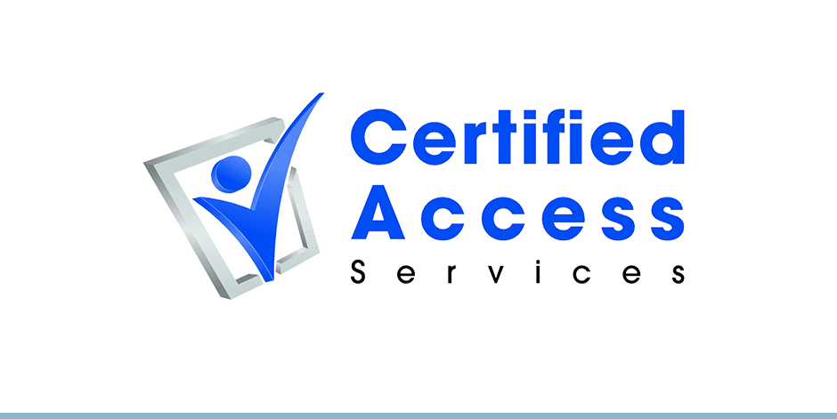 Certified Access Services Logo