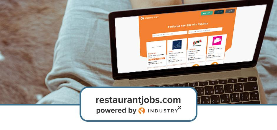 RestaurantJobs Find your next job with Industry