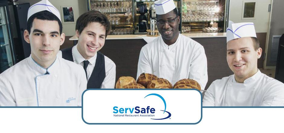 ServSafe® California Food Handler Training
