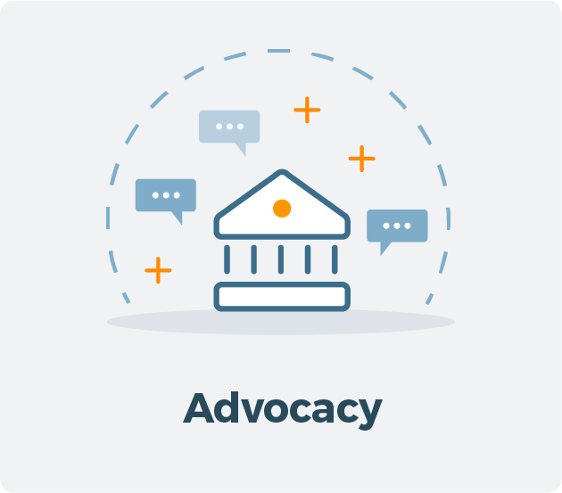 Member Benefit; Advocacy