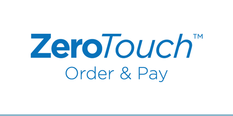 ZeroTouch Order and Pay Logo