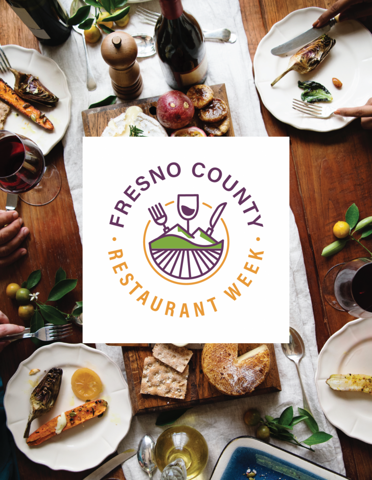 Fresno Restaurant  Week Graphic