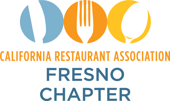 California Restaurant Association Fresno Chapter Logo